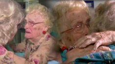 82년만의 아름다운 모녀상봉