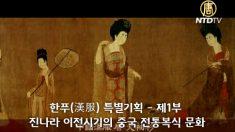 한푸(漢服) 특별기획 – 제1부 진나라 이전시기의 중국 전통복식 문화