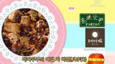 마파두부(麻婆豆腐)
