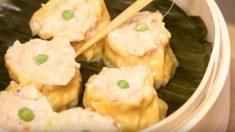 [요리천국] 새우 닭고기 사오마이