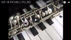 슈만 – 오보에와 피아노를 위한 세 곡의 로망스, 작품 94