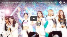 [K-pop] KCON 2016 LA : 스테이플스 센터