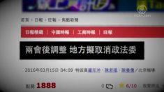 [시평] 2017년, 中국가안전위원회가 정법위를 대체