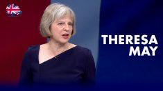 [평론] 메이 英총리의 '하드 브렉시트'