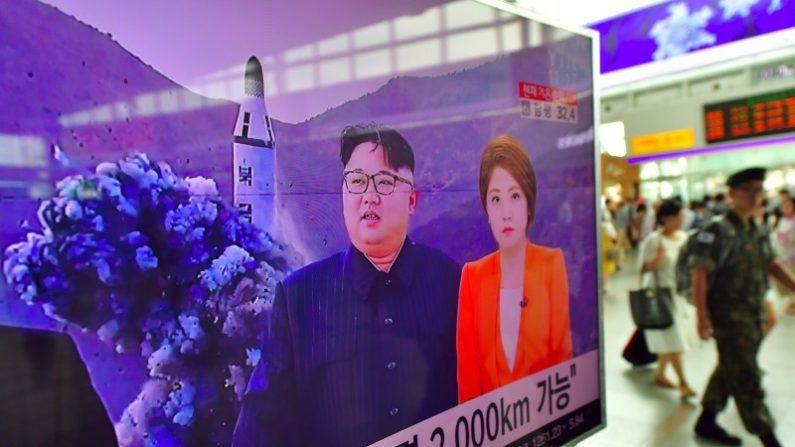 트럼프: 핵 폐기 전제 하에 북한과 대화 가능