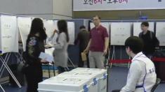 D-4 사전투표 둘째날 오전 9시 투표율 13%..550만명 투표