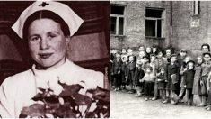 수천 명의 유대인 어린이를 구한 Irena Sendler 이야기