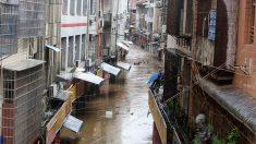 [禁聞] 中후난 홍수는 인재(人災), 언론은 허위보도