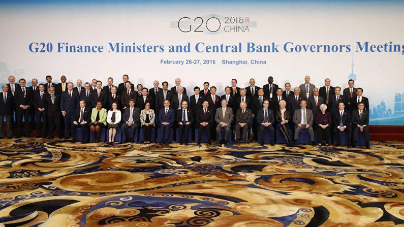 G20 핵심 의제는 역시 북한에 대한 군사적 압박