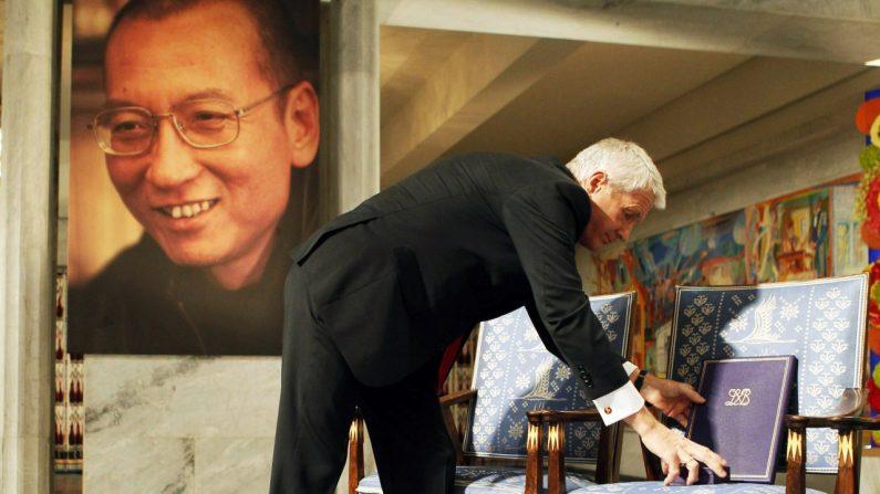 중국 인권운동가 류샤오보 사망에 전 세계 애도