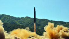 '북핵 위기', '장쩌민파 숙청', '중국공산당 해체'의 관계