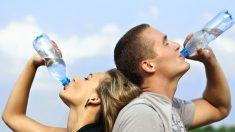 물 마시는 방법을 알아야 건강 증진 효과가 크다
