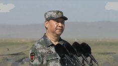 시진핑, 군복 입고 갑작스레 '8.1' 열병식