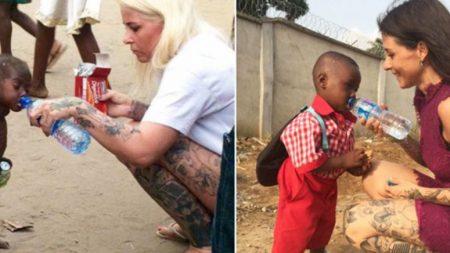 마귀로 몰려 내쫓겼다 구조된 나이지리아 소년 근황