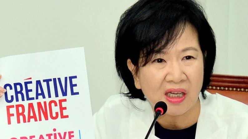 손혜원 의원이 공개한 국회의원 월급…그리고 정치 후원금