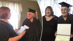 80년 만에 고등학교를 졸업한 97세 할아버지의 사연