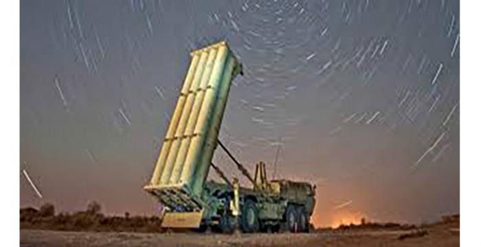 북한 중거리 탄도미사일'화성-12형'으로 '괌 포위사격' 검토 중