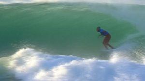 [영상] 무더위 속 황홀한 상상, 남아프리카에서 서핑을…