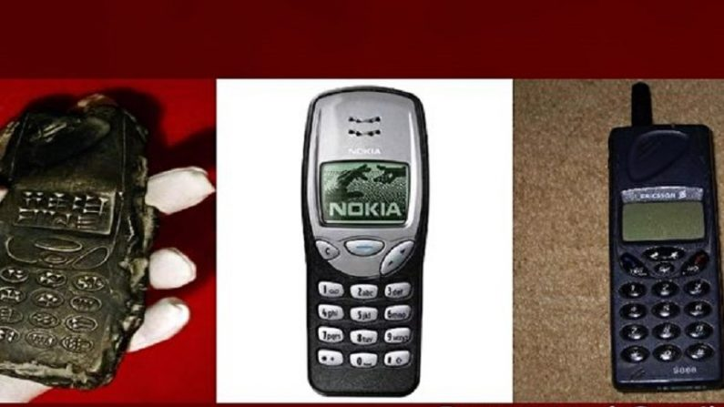 노키아(NOKIA) 피처폰과 똑같이 생긴 휴대폰이 800년 전에도 있었다?