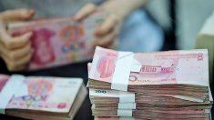 위안화 급속 상승 중, 中정부 적극 개입