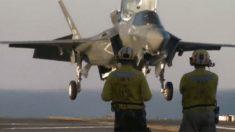 북한 핵무기 겨냥, 한반도 상공 미국 전투기 공습 훈련