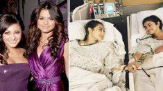 미국 가수 셀레나 고메즈, 올여름 가장 친한 친구의 신장을 이식하다