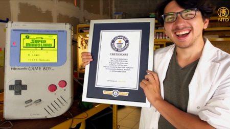 [영상] 세계에서 가장 큰 게임기.. 얼마나 크길래?