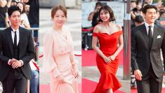 '서울 드라마 어워즈 2017' 레드카펫 포토클립