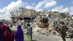 소말리아 테러로 276명 사망, 300명 부상, 국제사회 맹 비난