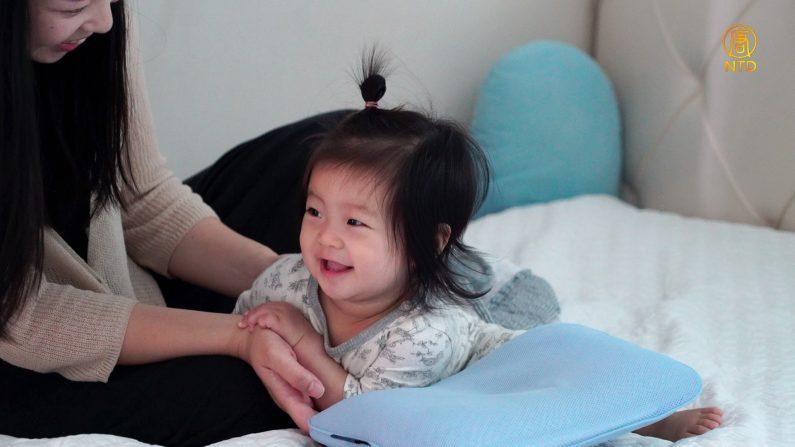 [기업탐방] 엄마들 꼭 보세요~ 아기 짱구머리의 비밀