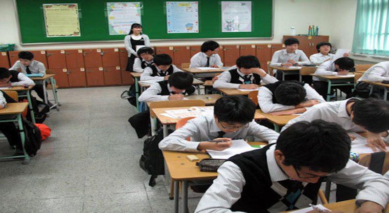 학생들의 등교시간.. 우울증에 영향을 미칠 수 있다