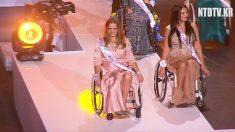 [영상] 장애 극복.. 휄체어를 탄 세계 각국의 미녀들