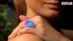 [영상] 세계에서 가장 큰 핑크 다이아몬드