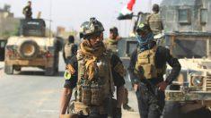 이라크와 시리아 협공으로 IS 요충지 탈환