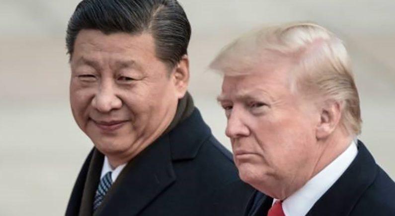 미중 정상회담 무역 문제와 북한 문제 토론