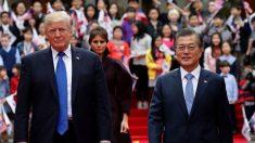 트럼프, 동맹국 군사력 강화와 미국 무역 적자 문제 동시 해결