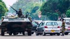 짐바브웨, 쿠데타로 무가베 대통령 연금상태