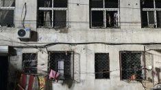 베이징 대 화재로27명 사상,당국 소식 봉쇄