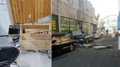 포항 지진 피해 현황