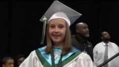 다운증후군을 가지고 태어났지만 불가능한 일을 해낸 용감한 소녀