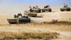 이라크 총리, 'IS에게 뺏겼던 땅 모두 찾았다.'