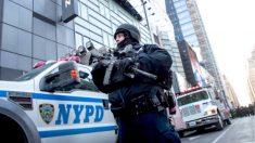 뉴욕 버스터미널 폭발, 테러 공격으로 확인