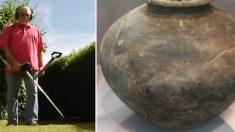 로마 시대 동전 5만2500여 개 든 항아리 발굴!