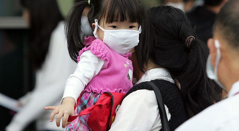 전국 독감 의심환자 증가.. 보건당국, 인플루엔자 주의보 발령