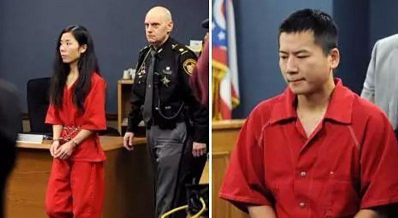 美에서 딸을 살해한 중국인 부부, 중공은 파룬궁 수련인으로 날조