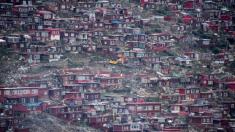 세계 최대 티벳 불교사원 무신론자 공산당 간부가 입주 관리