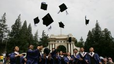 中명문대 졸업장 받으려면 당에 대한 충성심이 필수?