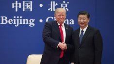 """[2보]시진핑, 트럼프와 통화 """"한반도 상황완화 모멘텀 지속돼야"""""""