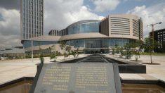 중국, 아프리카연합 본부 건물 지어주고 '해킹'