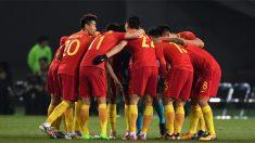 '축구굴기' 외치는 중국, 이번에도 U-23 예선 탈락 '굴욕'